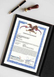 US Food & Drag Administration FDA Approval